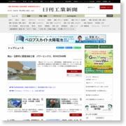 建機大手3社、金融引き締め策響く-中国、油圧シャベル減続く – 日刊工業新聞