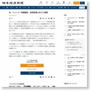 米、ミャンマー制裁緩和 新規投資15年ぶり解禁 – 日本経済新聞