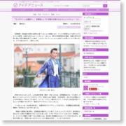 「エリザベートは徹夜で」、宝塚風メイクと衣裳の月城すみれさんインタビュー(上) – アイデアニュース