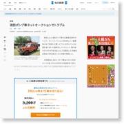 尼崎:消防ポンプ車ネットオークションでトラブル – 毎日新聞 – 毎日新聞