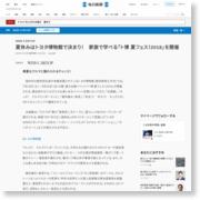 夏休みはトヨタ博物館で決まり! 家族で学べる「ト博 夏フェス!2018」を開催 – 毎日新聞