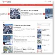 ドローンを用いた打音検査:TECHNO-FRONTIER 2018国際ドローンシンポジウムレポート – Tech Note(テックノート)