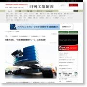 住重子会社、「住友重機械建機クレーン」に社名変更 – 日刊工業新聞