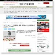 ICTで建機統合・管理 五洋建が土工情報収集システム開発 – 日刊工業新聞
