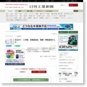 日立の4―6月期、営業最高益 建機・情報通信けん引 – 日刊工業新聞