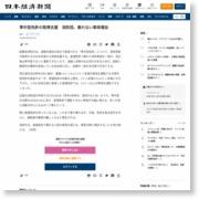 準中型免許の取得支援 消防団、乗れない車両増加 :日本経済新聞 – 日本経済新聞