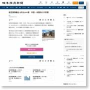 航空貨物輸出 8月は14%増 中国・米国向けが好調 – 日本経済新聞
